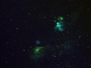 NGC2020 Hubble