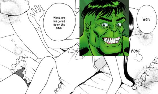 Wah Pomf Hulk